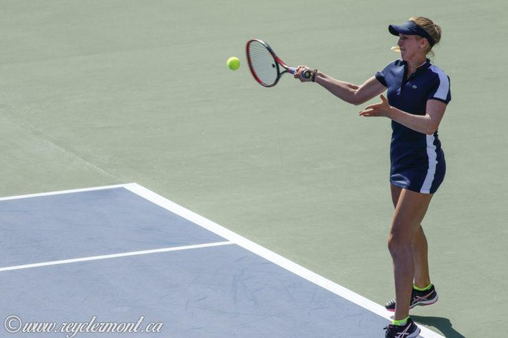 Katherine Sebov, WTA, Coupe Rogers 2018, Montréal