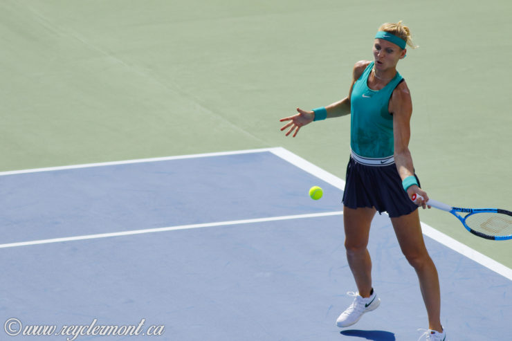 Lucie Safarova, WTA, Coupe Rogers 2018, Montréal