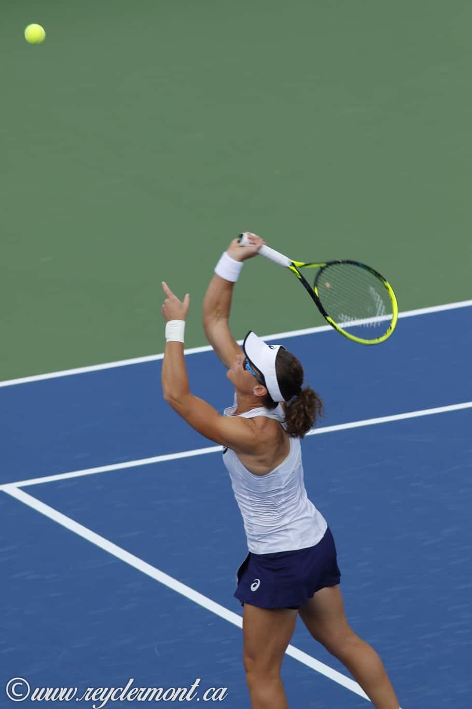 Samantha Stosur, WTA, Coupe Rogers 2018, Montréal